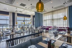 Courtyard-by-Marriott-Gdynia-Waterfront GaRD-Restaurant