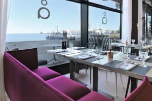 Courtyard-by-Marriott-Gdynia-Waterfront restaurant